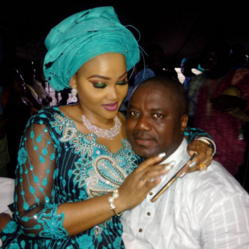 Mercy Aigbe And Husband Lanre Gentry Are Back Together Again