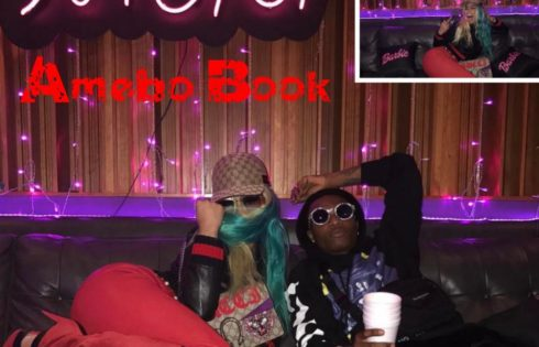Wizkid Chills With Nicki Minaj