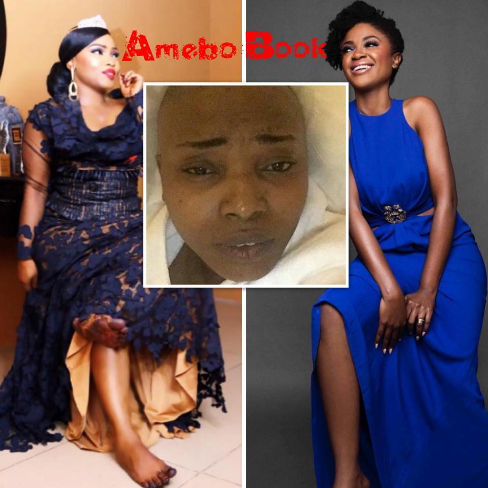 Halima Abubakar Shows Appreciation For Support Omoni Oboli Has Given