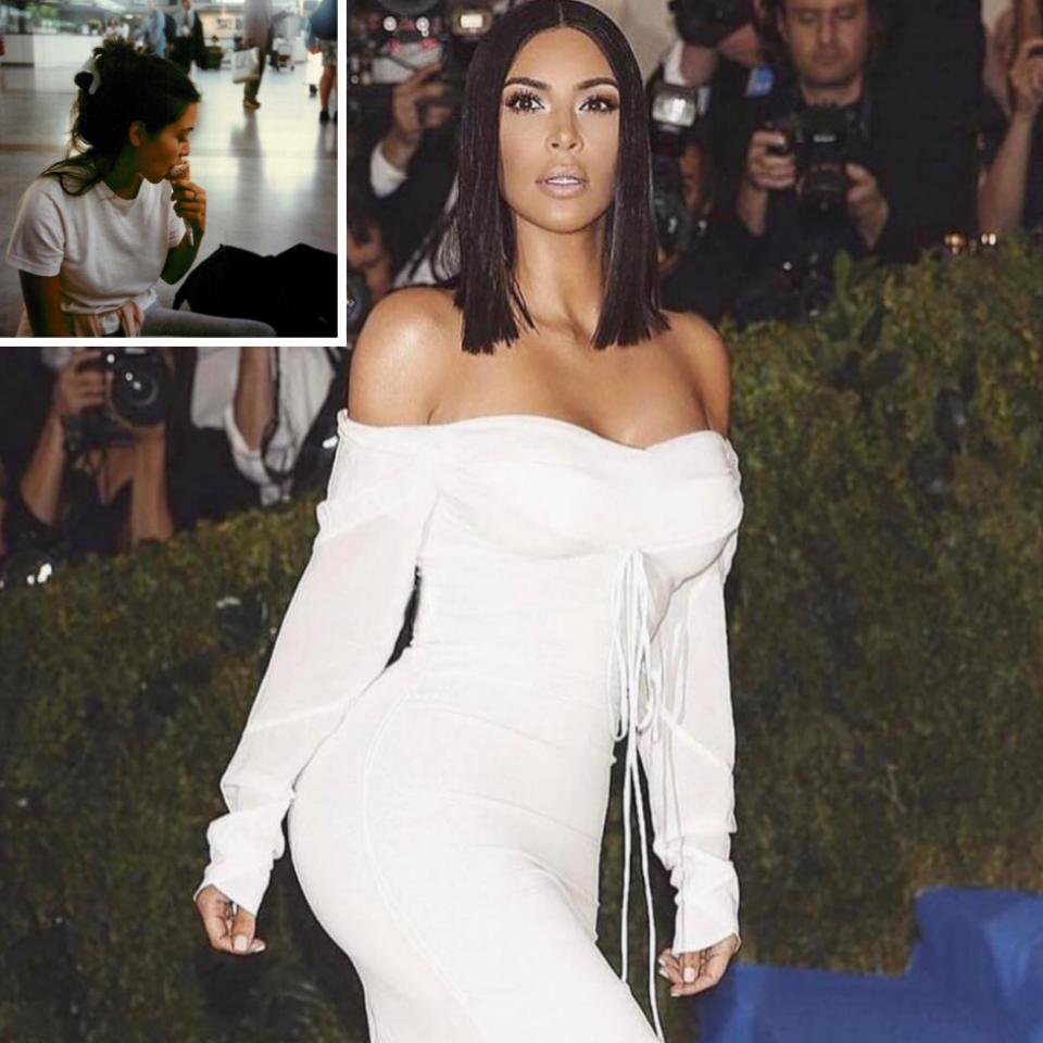 Kim Kardashian Still Looks Exactly How She Was As A 15-Year-Old