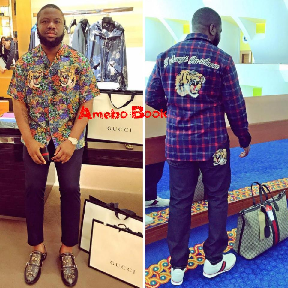 Hushpuppi Comes For Nigerian Youths Who Beg Celebrities For Money