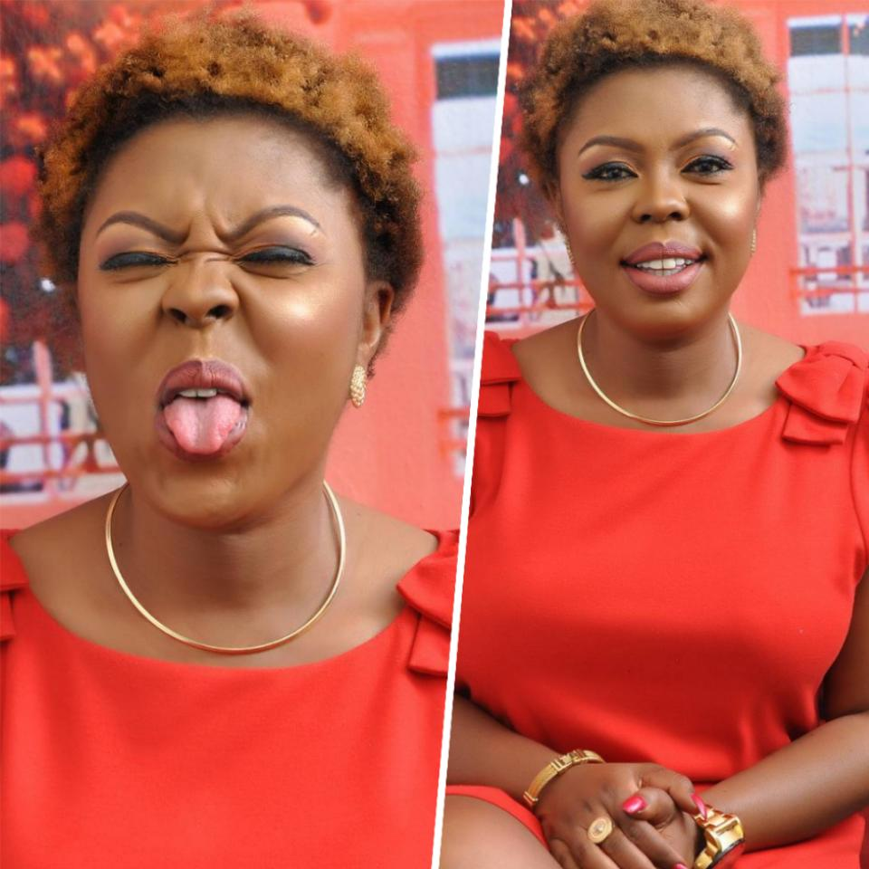 Afia Schwarzenegger Has Made A Firm Decision To Fight For Ghanaian Comedy Industry