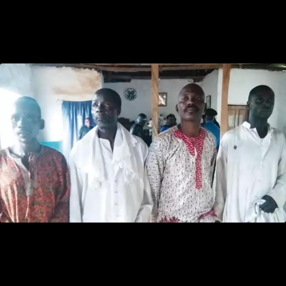 Police Arrest Founder Of Cherubim and Seraphim Church After Discovery Of Human Parts