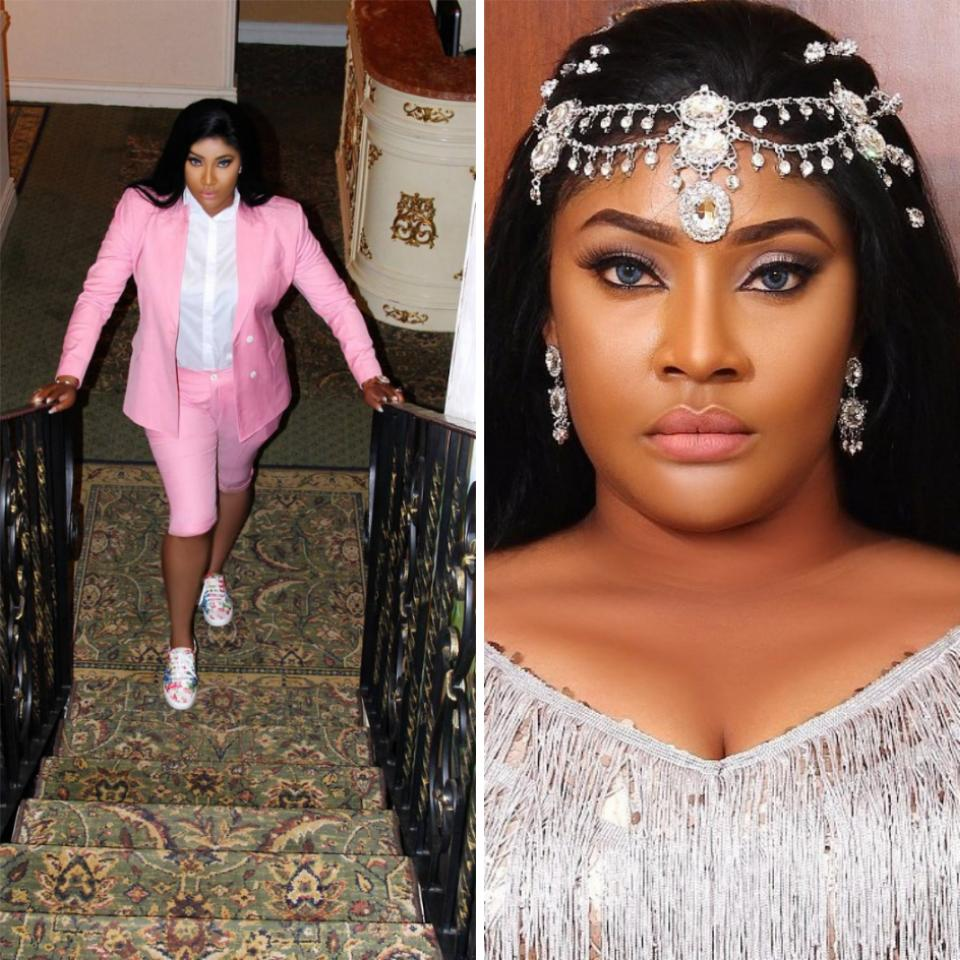 Angela Okorie Was Almost Shot Dead By Robbers While Driving Out Of An Orphanage Home