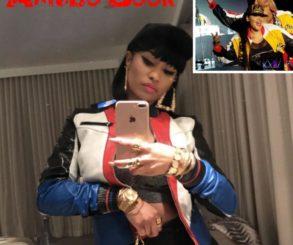 Nicki Minaj Channels Salt-N-Pepa In Epic Throwback