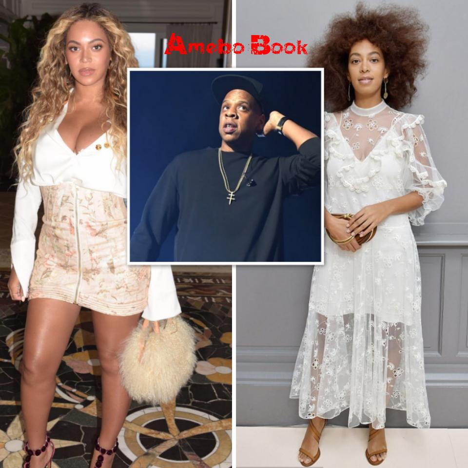 Jay Z Addressed Elevator Fight With Solange