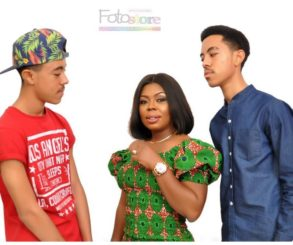 Afia Schwarzenegger Celebrates Her Twins James And John As They Add Another Year
