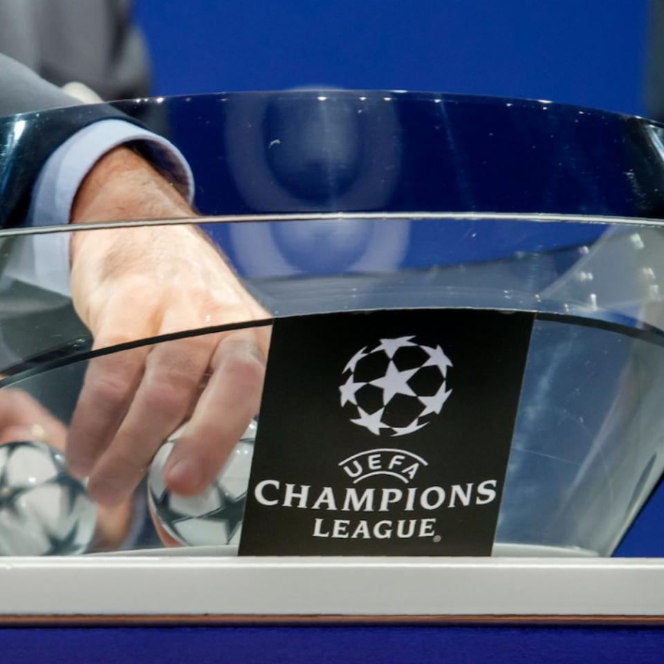 Champions League Group Stage Draw 2017/18