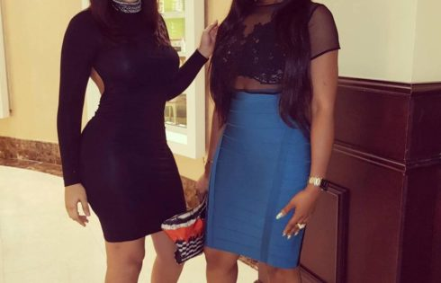 Ebube Nwagbo And Onyii Alex Pictured Together