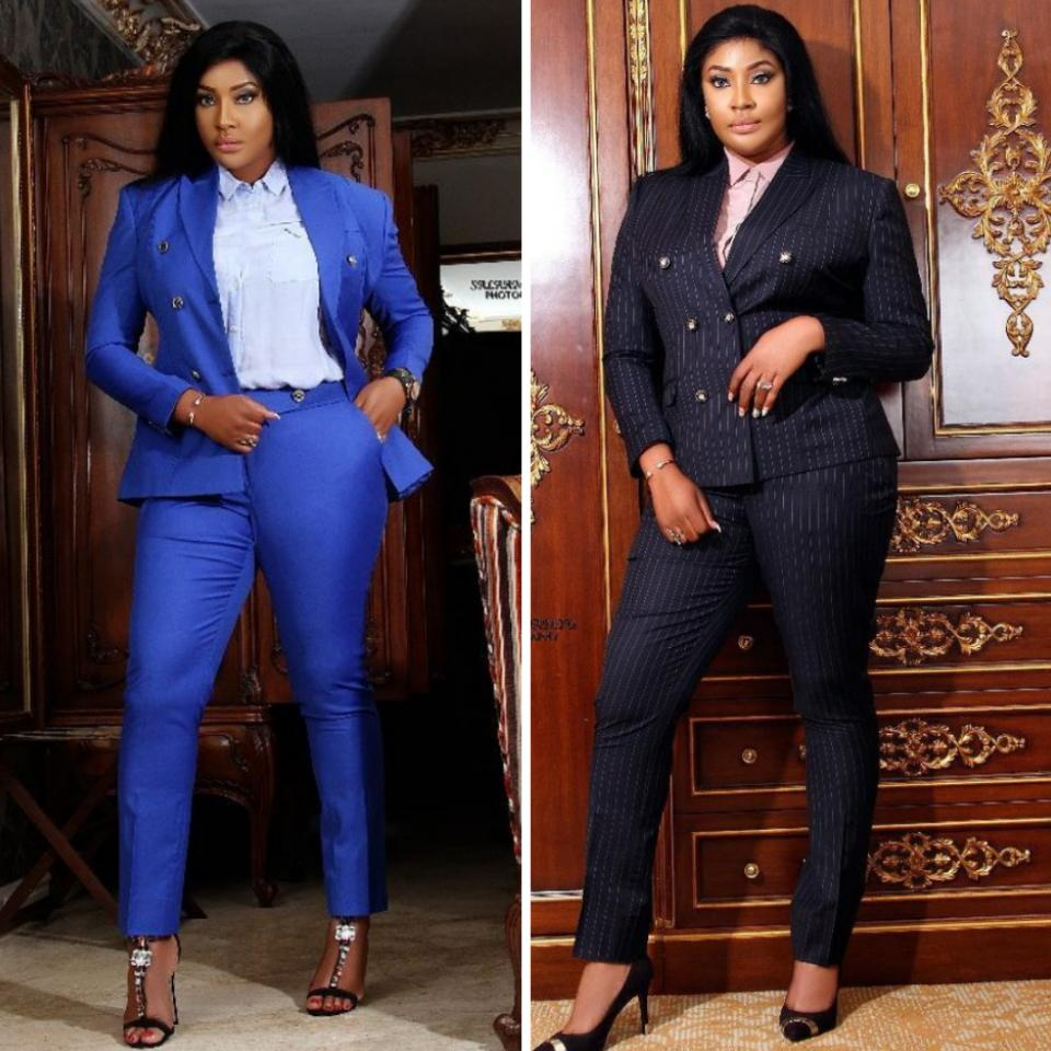 Angela Okorie Narrates How She Escaped Being Shot By Armed Robbers On Her Birthday