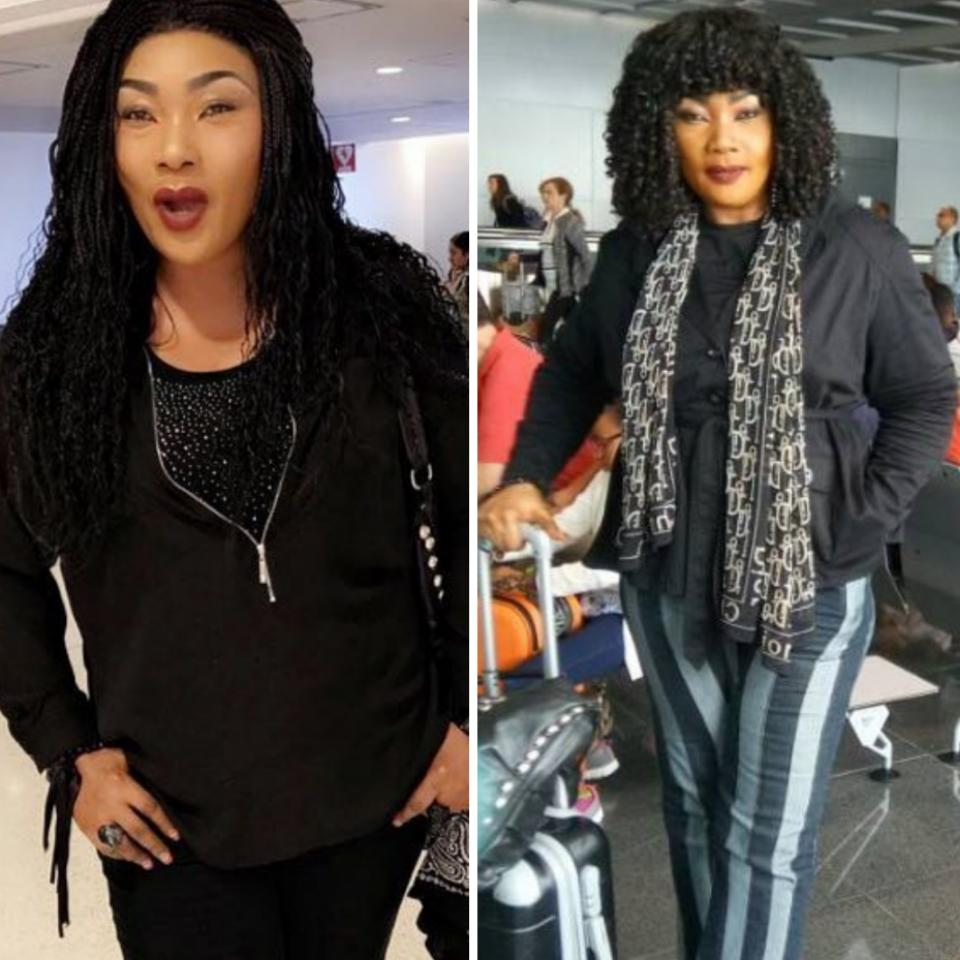 Eucharia Anunobi Says Her Late Son Was Her Best Friend