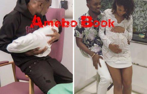 Patoranking Welcomes Baby