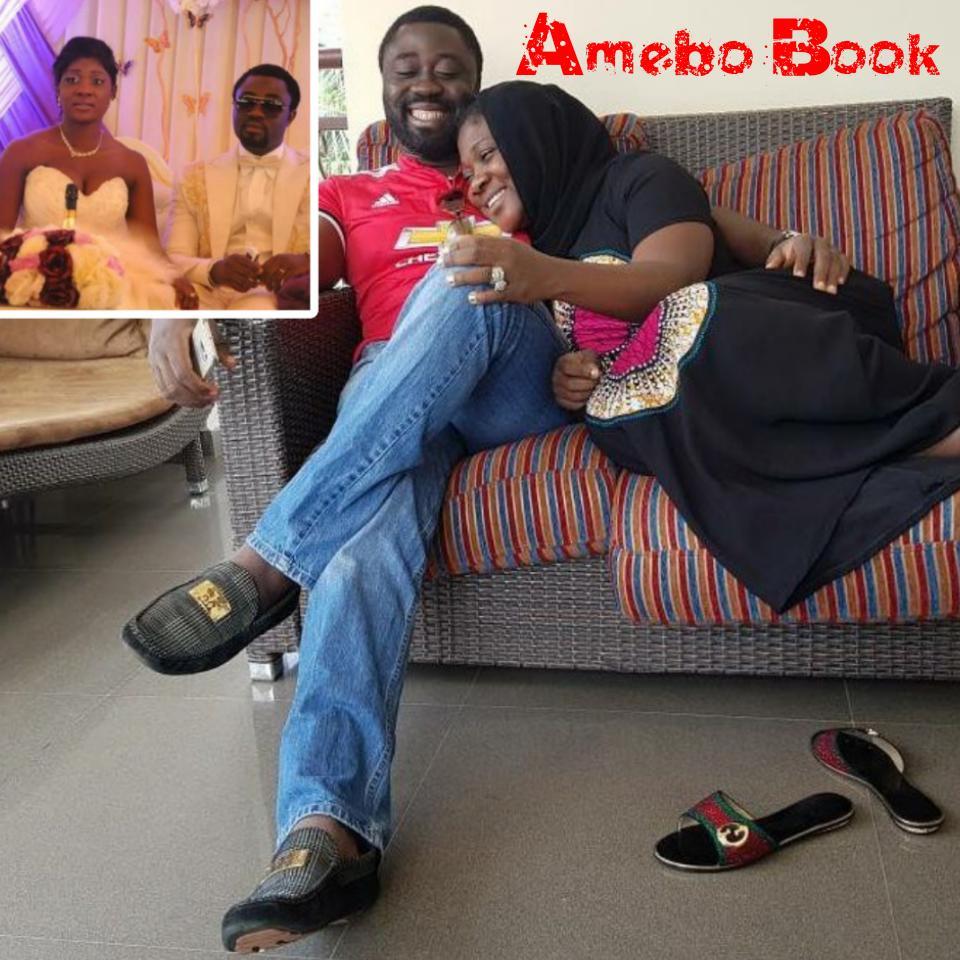 Mercy Johnson And Husband Prince Odi Okojie Celebrate 6th Wedding Anniversary