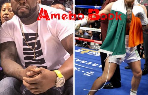 50 Cent Trolls Conor McGregor With Floyd Mayweather And Titanic Meme
