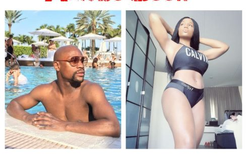 Maheeda Wants Floyd Mayweather To Do The Main Match In Bed