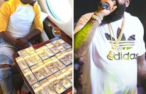Rick Ross Has Told Floyd Mayweather How He Can Make $1 Billion
