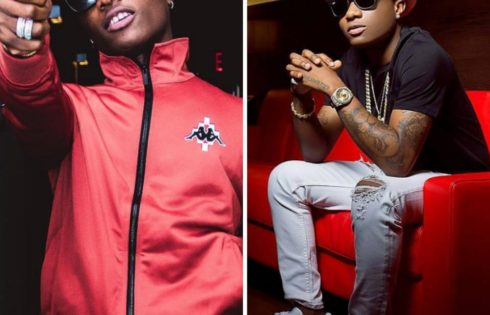 Wizkid Throwing Shade At Buhari With Rat Chase Me Commot For Office