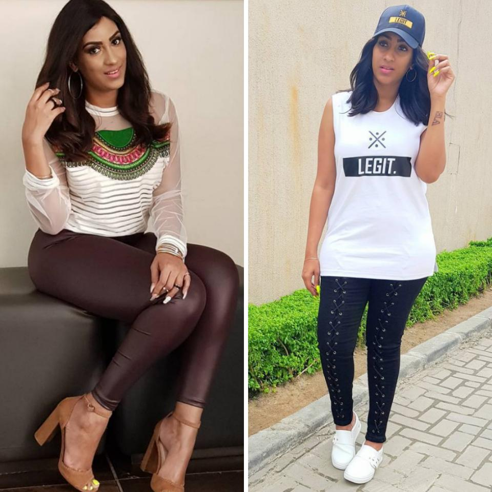 Juliet Ibrahim Has Donated N1 Million To Benue Flood Victims
