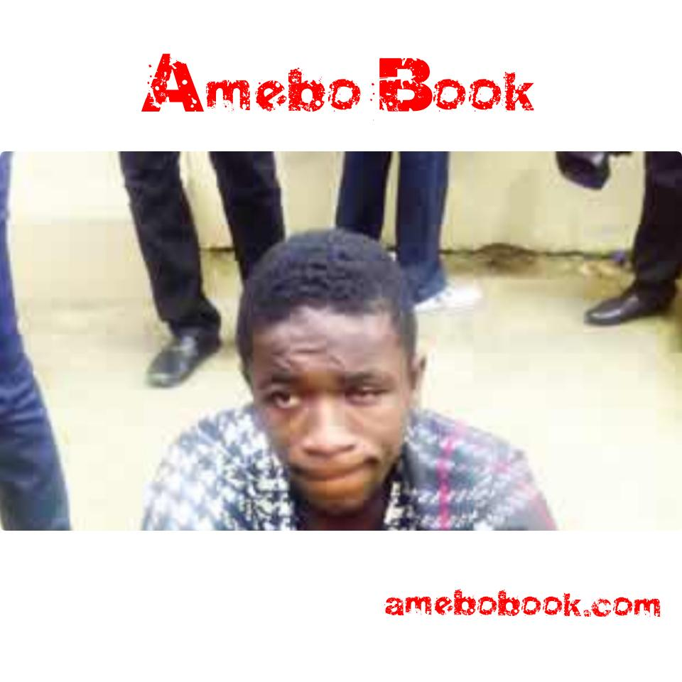 Man Overcomes Armed Robber Who Stole His Girlfriend's Phone In Lagos