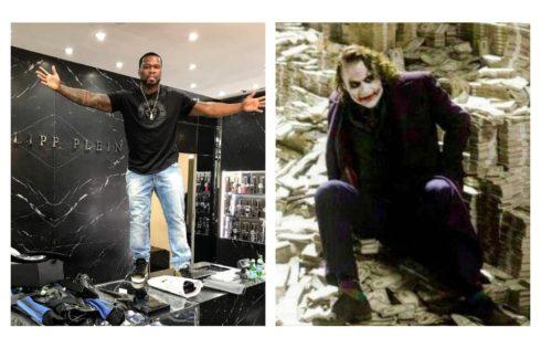 50 Cent Channels The Joker