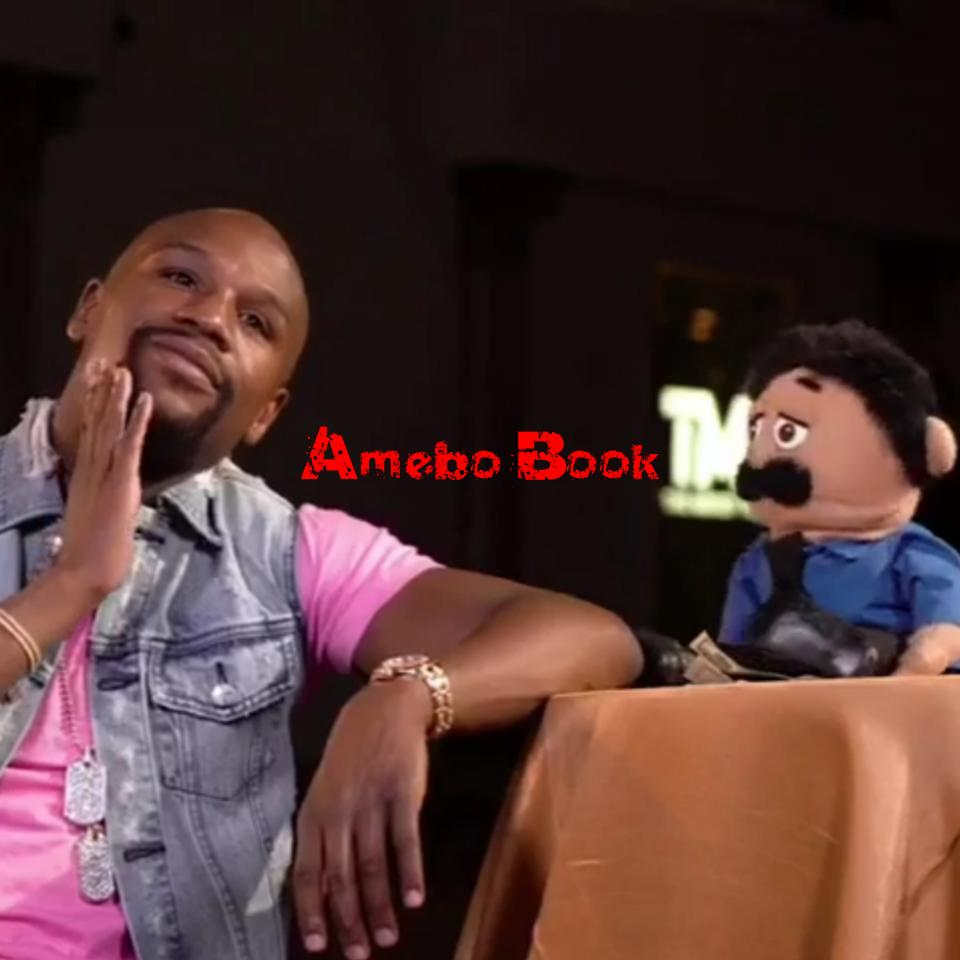 Floyd Mayweather Interview With Diego From Awkward Puppets