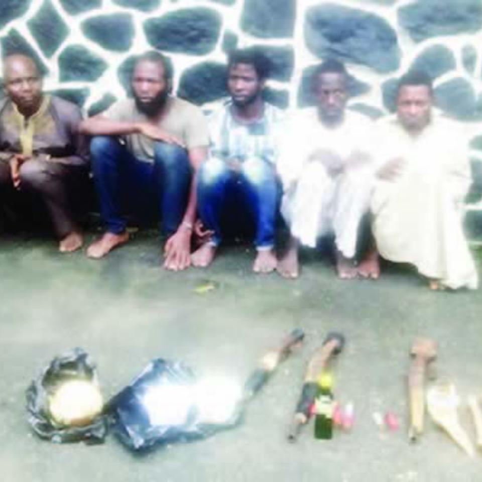 Suspected Cult Members Have Confessed To Selling Human Hands For N5,000 Each