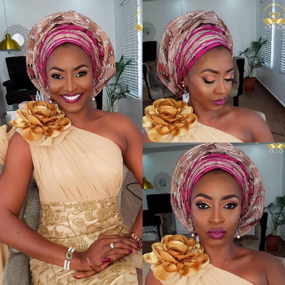 Kate Henshaw Comes For Twitter User Who Accused Her Of Toning Her Skin
