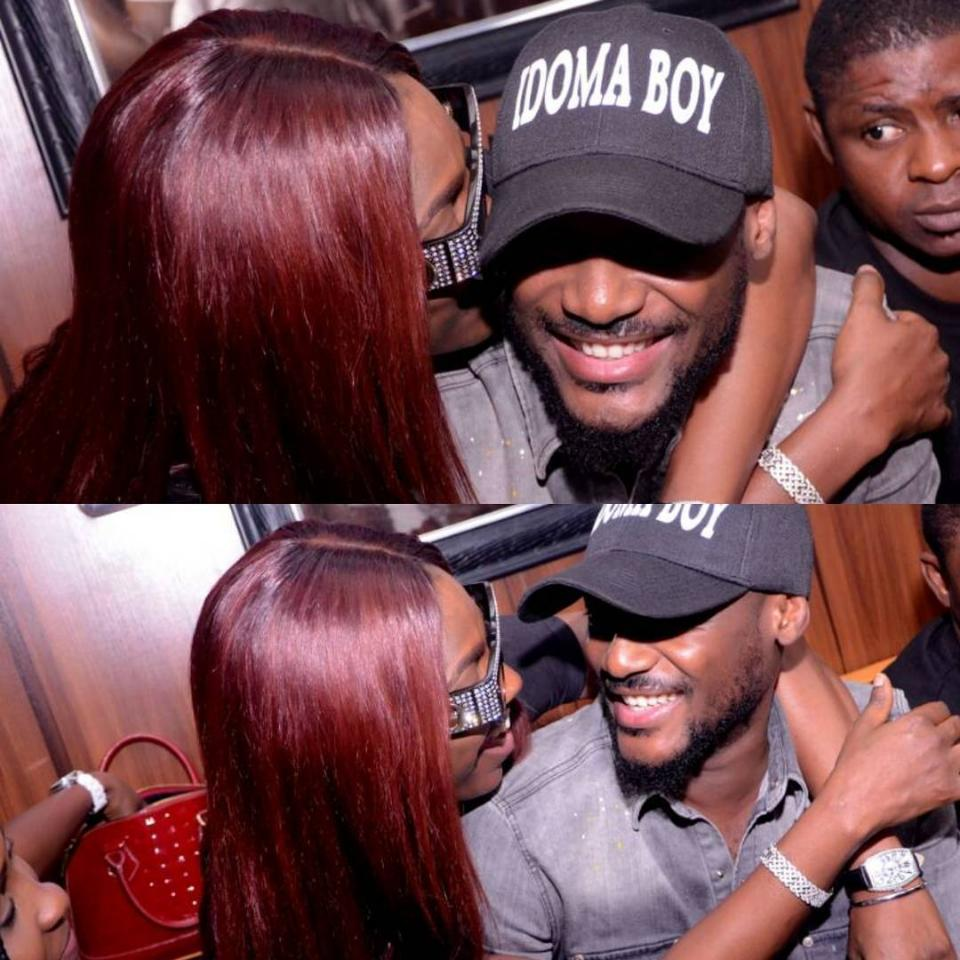 Annie Idibia Is Still Celebrating Tuface