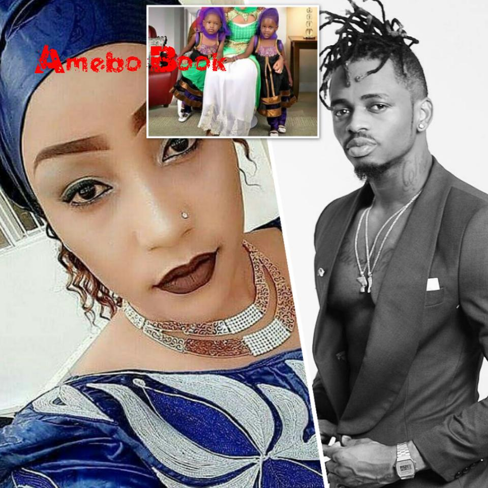 Burundian Woman Jesca Claims Diamond Platnumz Is Father Of Her 4-Year-Old Twin Daughters