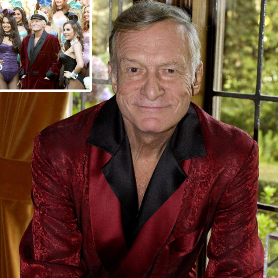 Hugh Hefner Is Dead