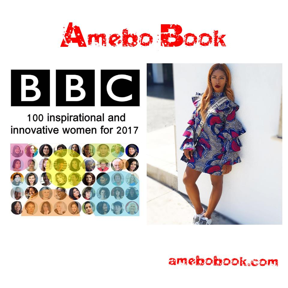 Tiwa Savage Included In BBC's 100 Inspirational & Innovative Women For 2017