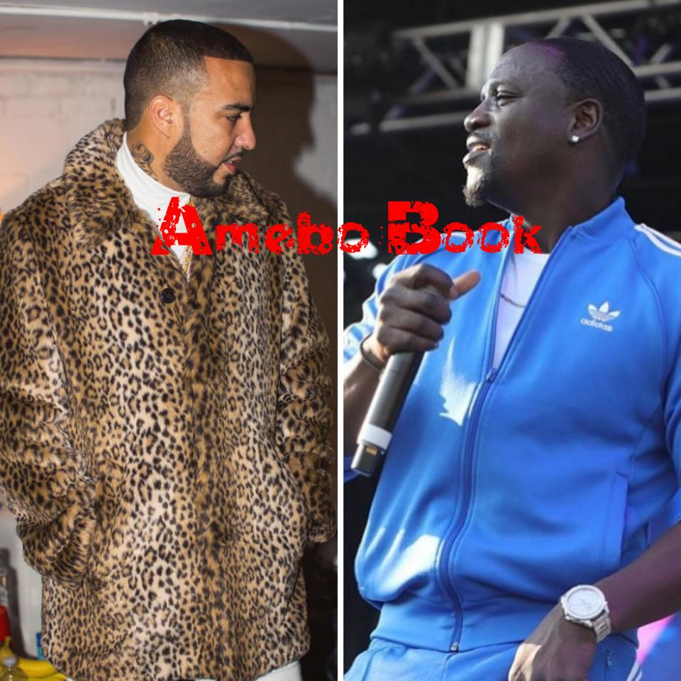 French Montana Claims Akon Gifted Him A Fake Watch For His Birthday