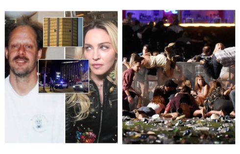Madonna Reacts To Las Vegas Shooting