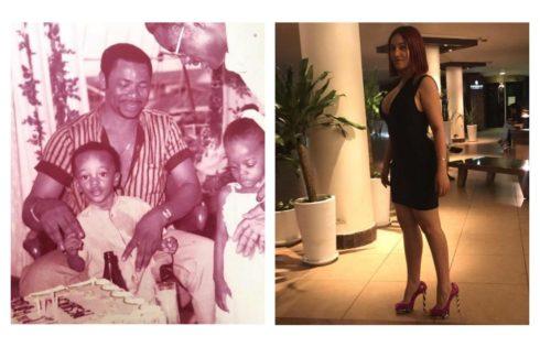Caroline Danjuma Shared A Throwback Of Tagbo