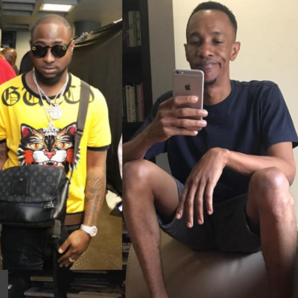 Final Moments As Tagbo Celebrates Birthday With Davido And Crew , Singer Breaks Silence Tagbo