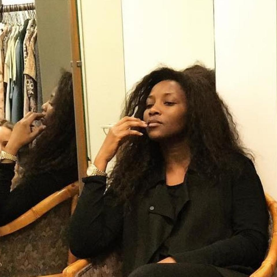 Genevieve Nnaji Announces She Is Back To Work
