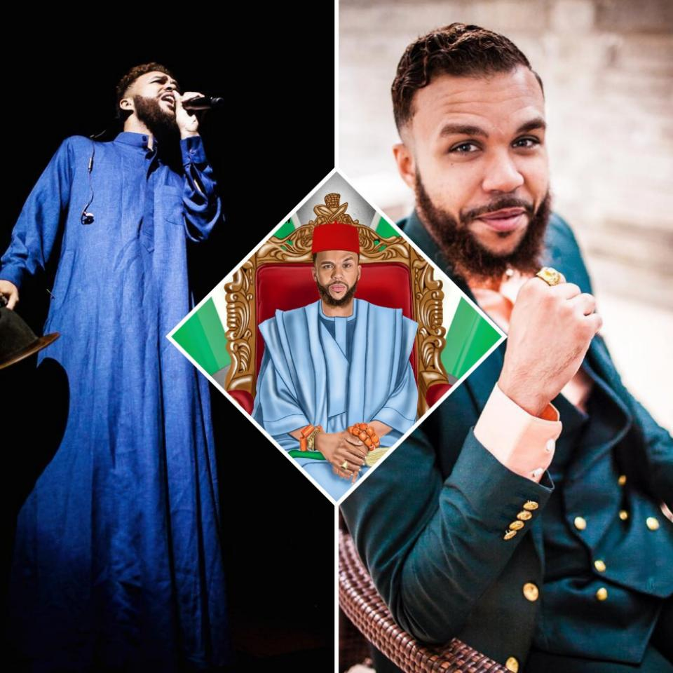 Jidenna Has Revealed That He Paid To Learn Igbo Language In The US