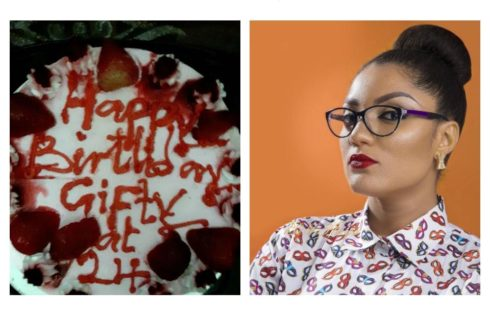 Gifty Celebrated Her 24th Birthday