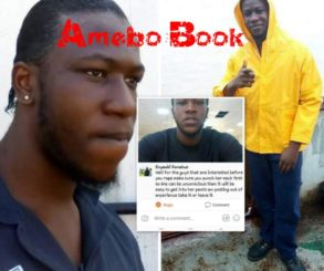 Nigerian Man Enyeobi Donatus On The Run After His Facebook Post Encouraging Rape