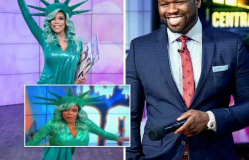 50 Cent Laughs At Wendy Williams Over Her Live Show Collapse
