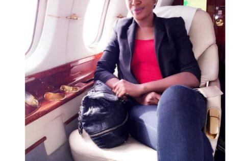 Omoni Oboli Declares She Would Own A Private Jet