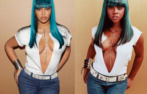 Beyonce Channels Lil Kim For Halloween