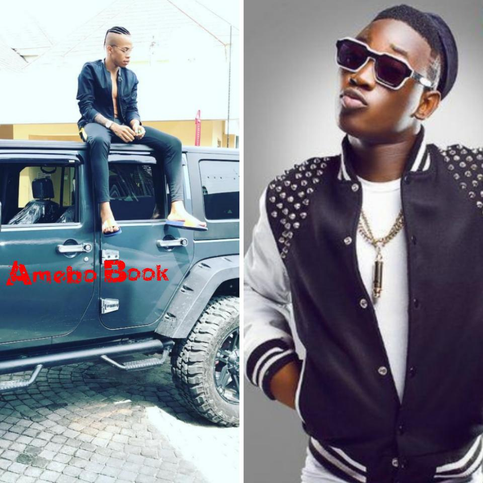 Dammy Krane Shades Tekno Over Borrowing Cars To Deceive Fans