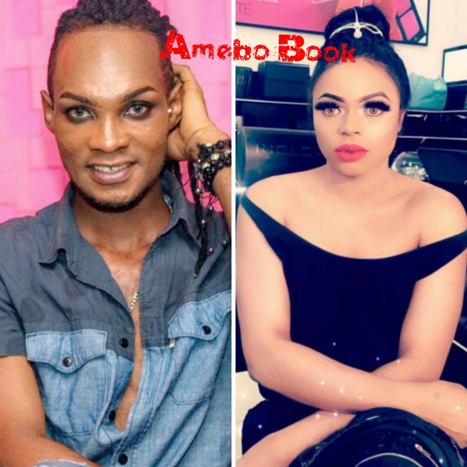 Ghanaian Man Calls Out Bobrisky And Warns Him To Stick To Make Up And Stop Trying To Be An Ashawo Like Him
