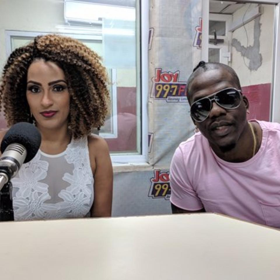 Juliet Ibrahim Warns Iceberg Slim That Ghanaians Will Deal With Him If He Dumps Her