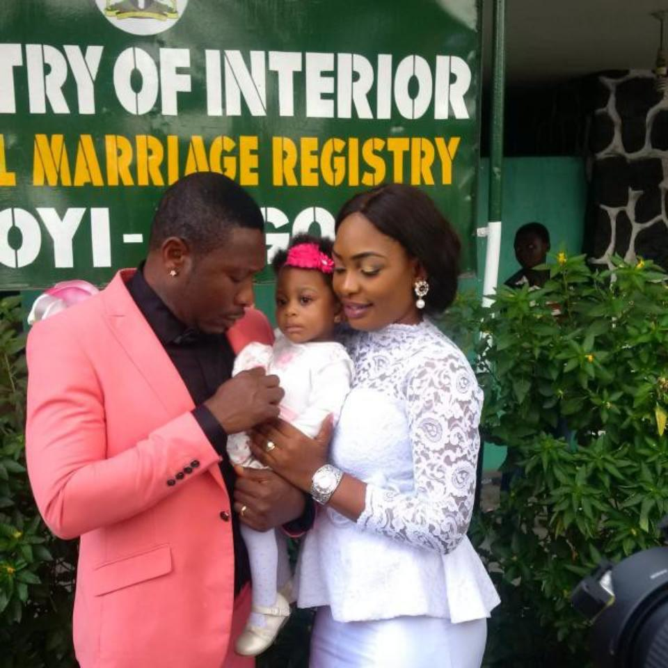 Nuella Njubigbo And Tchidi Chikere Legally Tie the Knot