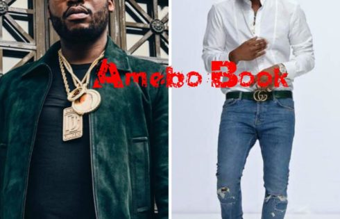 Davido Continues To Support Meek Mill