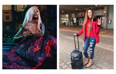 Omoni Oboli Appreciates Tiwa Savage Beauty