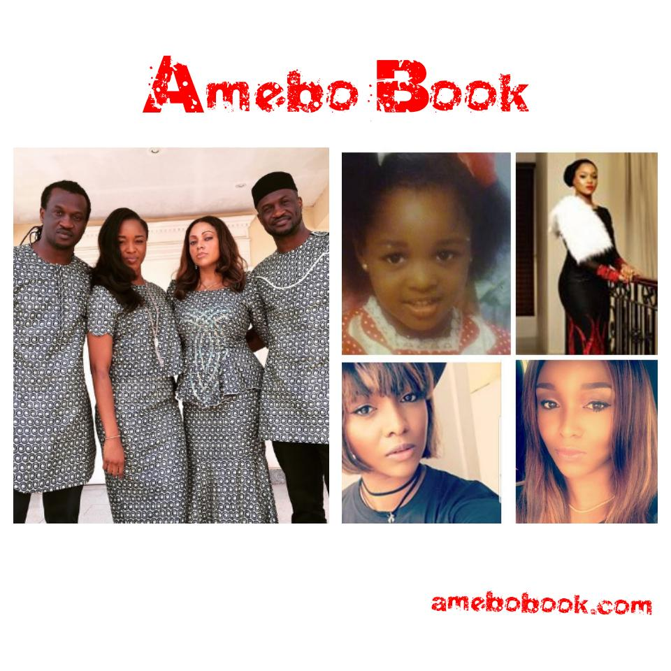 Peter And Lola Okoye Celebrate Anita As She Adds Another Year