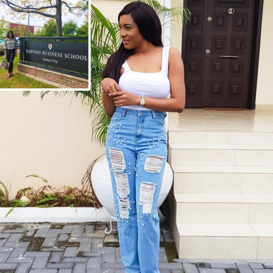 Chika Ike Reveals One Of Her Major Secrets To Success